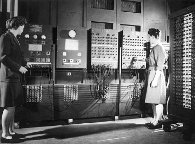 Women were the first computer programmers