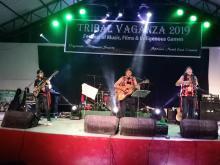 The Guru Rewben Mashangva band