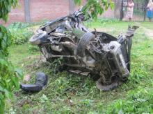 Bolero accident at Digboi